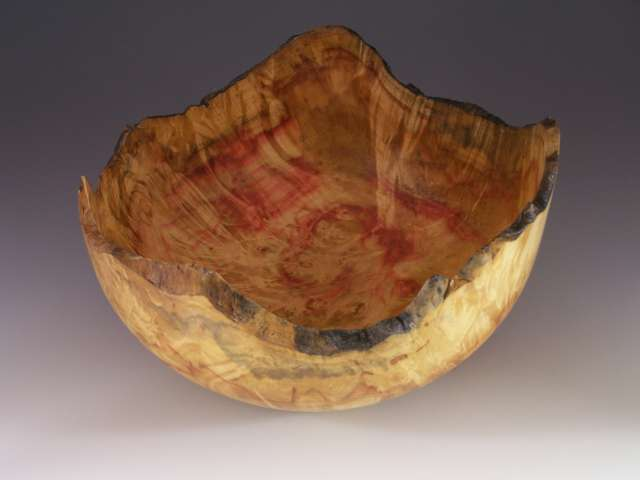 Manitoba Maple Burl Bowl Canadian Woodworking And Home