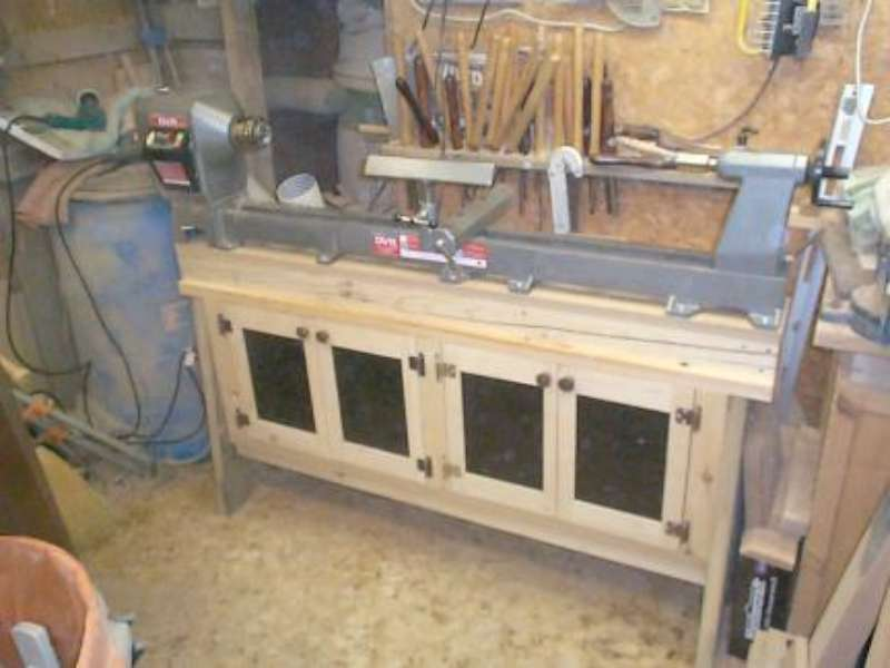 Woodwork Lathe Bench Design Pdf Plans