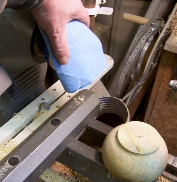 Homemade wood lathe bench - Canadian Woodworking and Home Improvement ...